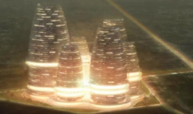 Menara Hope City