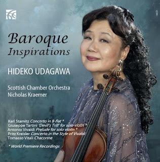 Baroque Inspirations - Hideko Udagawa