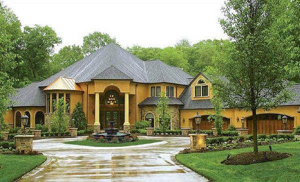 Casas de madera prefabricadas casas americanas fotos for Modelos de casas prefabricadas americanas