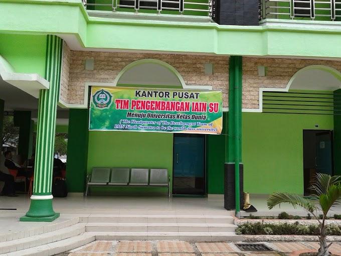 IAIN Sumut menuju Universitas Islam Negeri  2016
