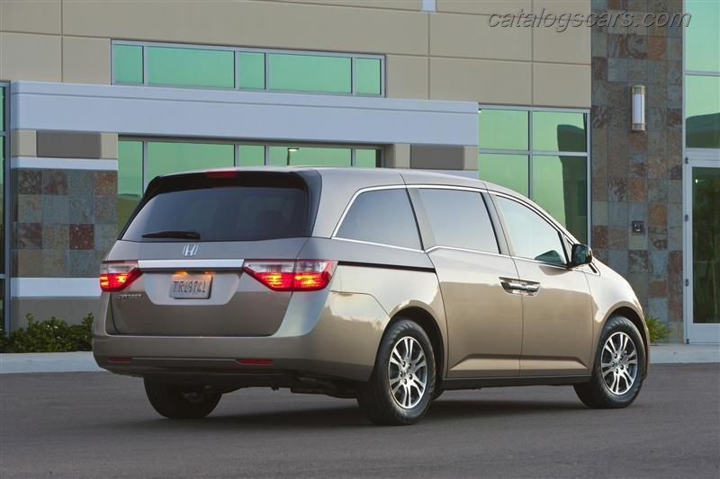 صور سيارة هوندا اوديسى 2013 - اجمل خلفيات صور عربية هوندا اوديسى 2013 -Honda Odyssey Photos Honda-Odyssey-2012-05.jpg