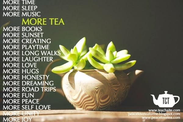 Tea Chai Te