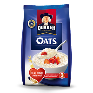 Review, Quaker, Oats,