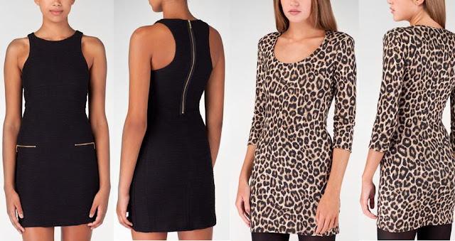 vestidos stradivarius para la nochevieja 2012 2013