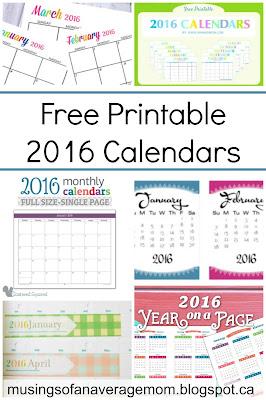 http://musingsofanaveragemom.blogspot.ca/2015/08/free-printable-2016-calendar-round-up.html