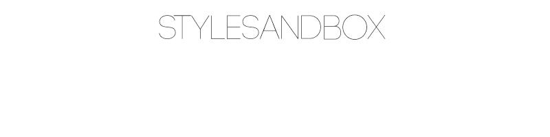 Style Sandbox