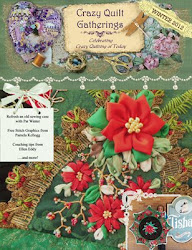 Crazy Quilt Gatherings Magazine