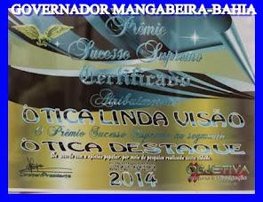 REDE DE ÓTICA LINDA VISÃO-GOV. MANGABEIRA, PRAÇA CASTRO ALVES