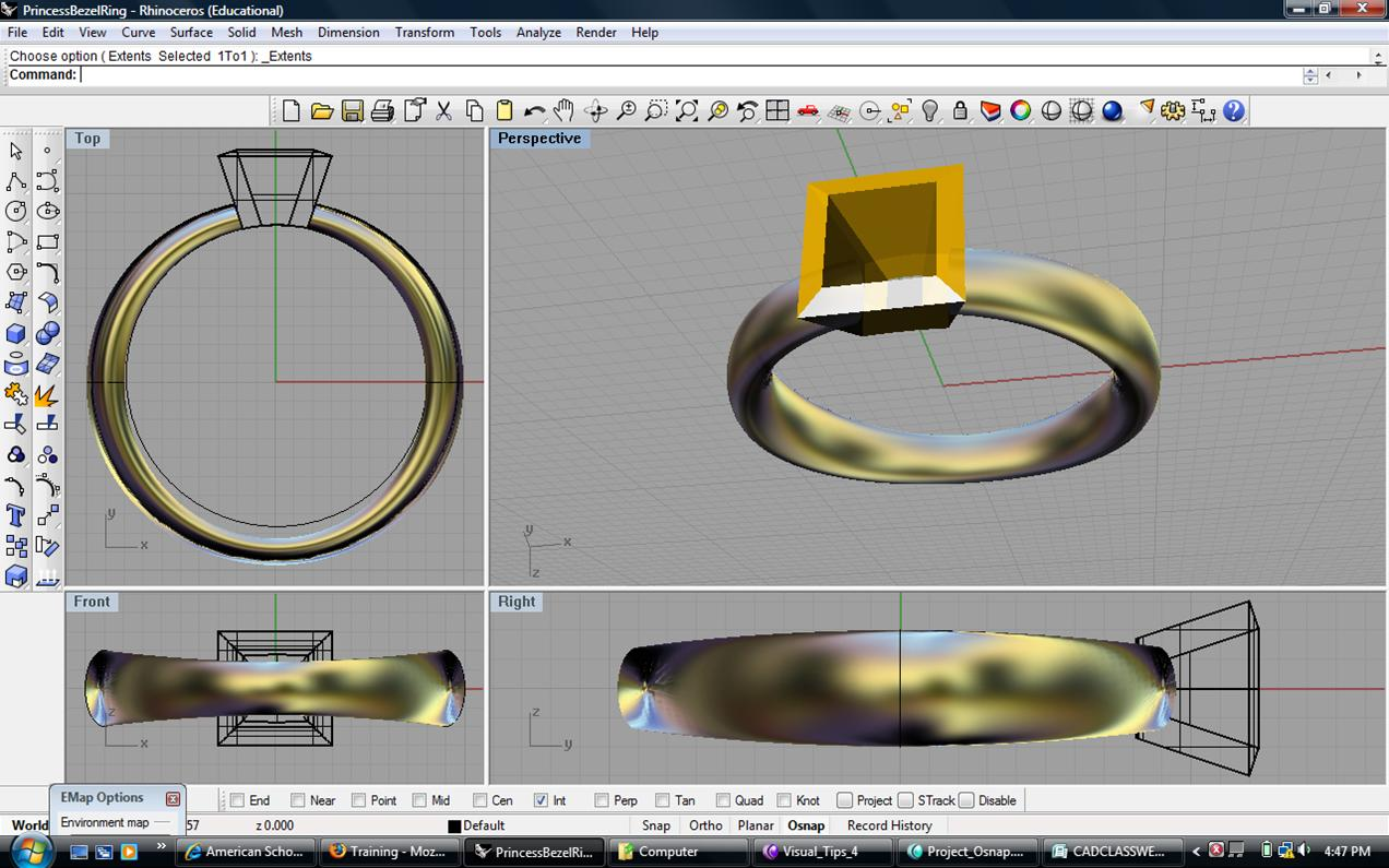 Simple Jewelry Design Software