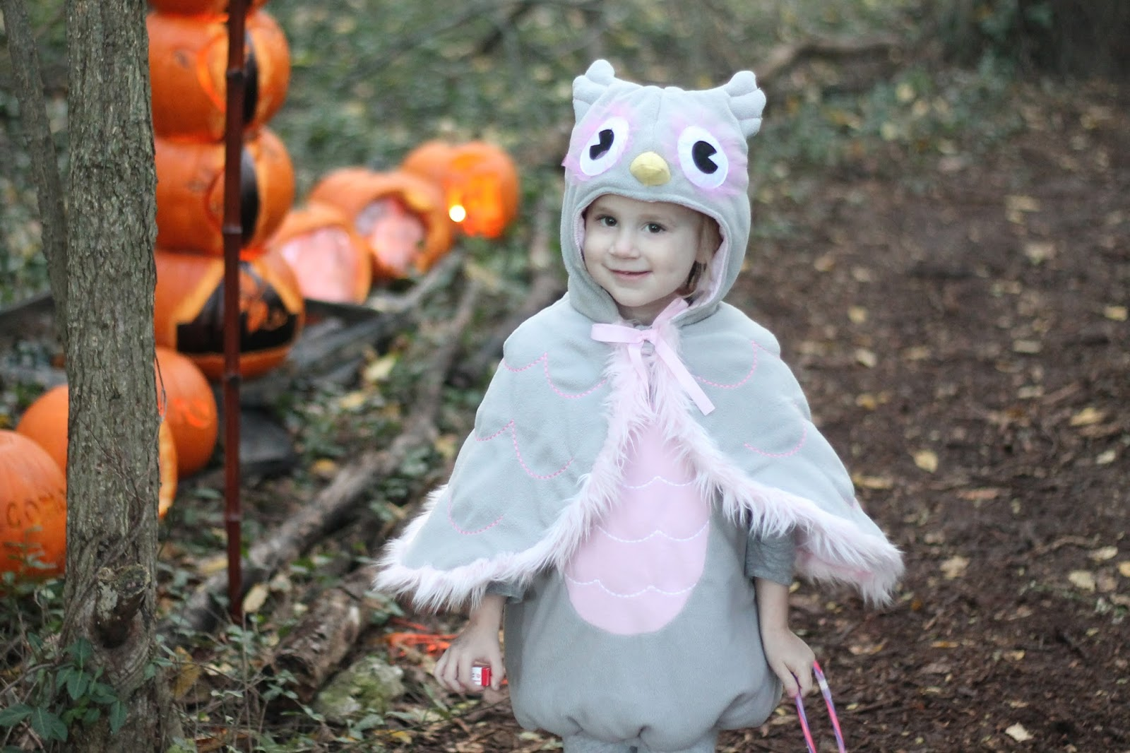 child owl costume & kid costume · kid costume · alternate view