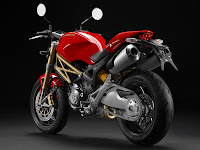 Gambar Motor  2013 Ducati Monster 796 20th Anniversary 1