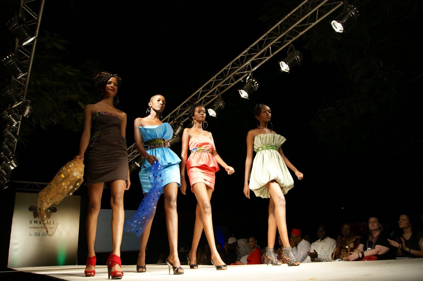 Swahili Fashion Week Photos