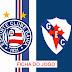 Ficha do jogo: Bahia 4x0 Galícia - Campeonato Baiano 2015