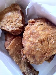 ケンタッキーのパリパリ旨味チキンを食べた感想