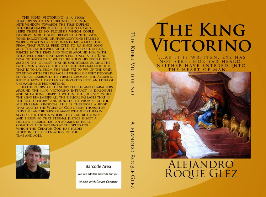 The King Victorino at alejandroslibros.com