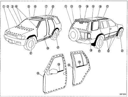 Nissan Cam Sensor