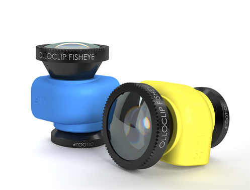 Olloclip releases its 3 in 1 Camera lens For iPhone 5C
