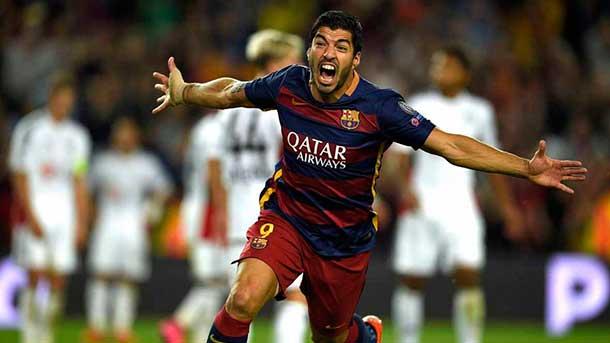 Luis Suárez cumple 29 años con la mejor tasa goleadora