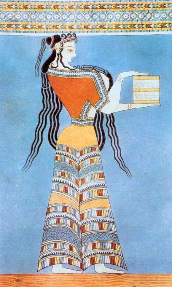 karya lukisan yunani kuno