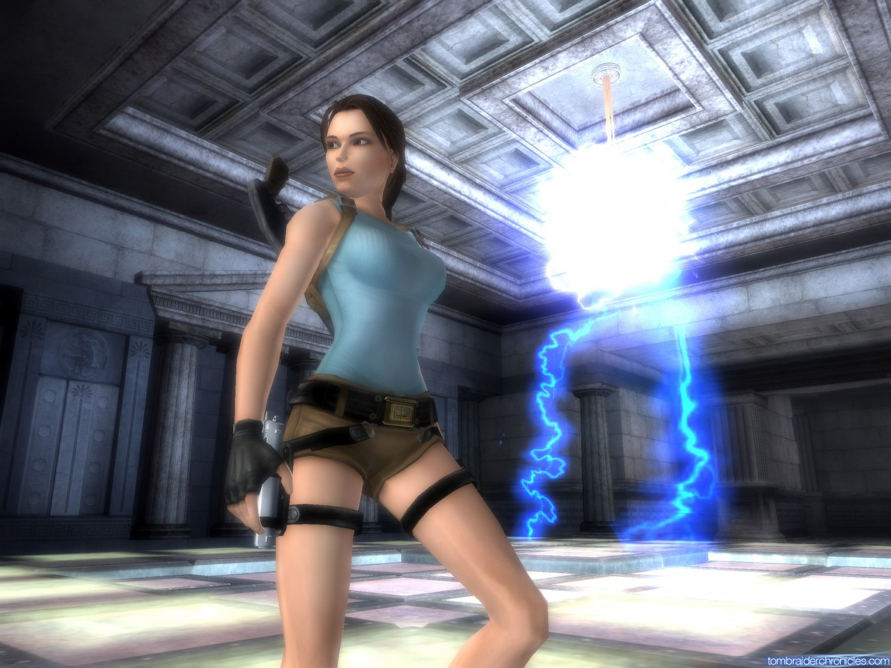 Tomb raider anniversary game striping sex in  cartoon movies