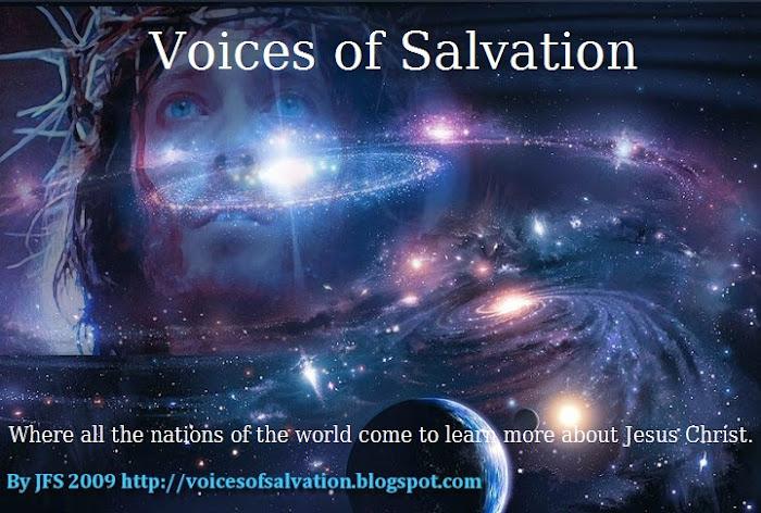 Voices of Salvation/救亡之声/Voces de Salvación/صوت الخلاص/Stimmen der Erlösung/मोक्ष की आवाज