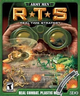 Army Men RTS Cover, Poster