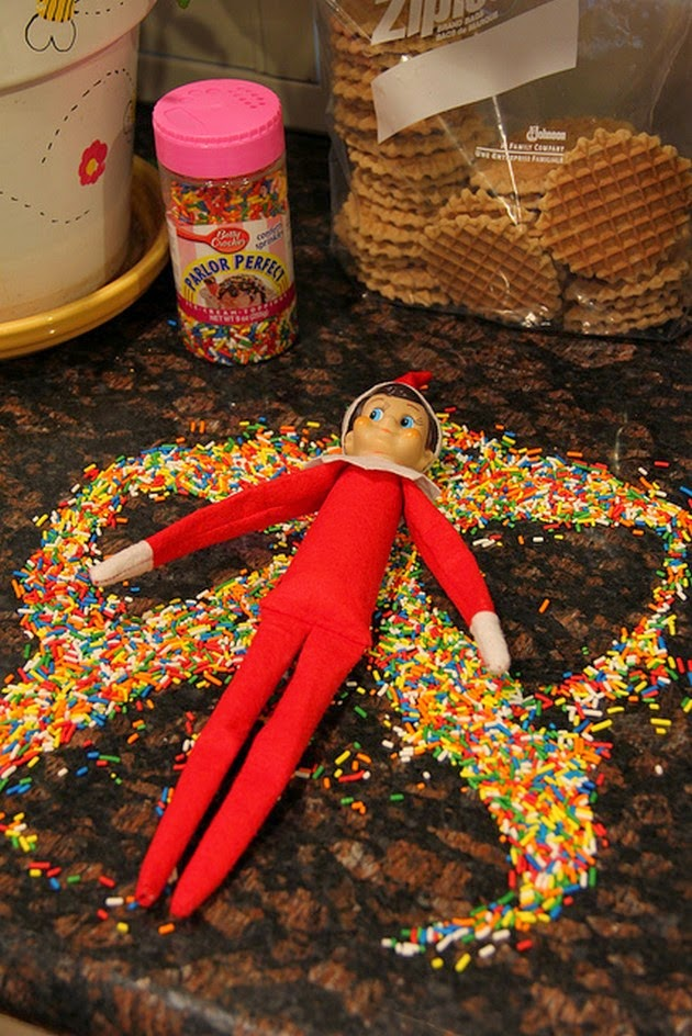 Mix up the mischief with these fun ideas for Elf on the Shelf's arrival and daily stunts. Our funny Elf on the Shelf ideas are easy for parents to pull off and exciting for kids to find. Mix up the mischief with these fun and easy ideas for Elf on the Shelf's arrival and daily stunts.