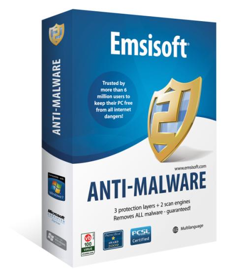 تحميل برنامج Emsisoft Anti-Malware 9.0.0.4546