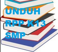 gambar RPP kurikulum 2013 SMP