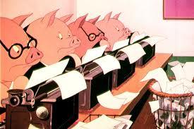 Propaganda squealer pigs D20