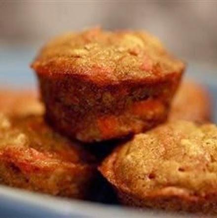 Toddler Veggie Muffins