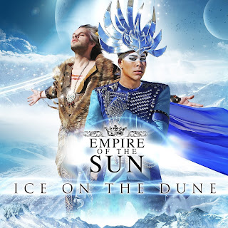 Empire of the Sun, Ice on the Dune, Luke Steele, Nick Littlemore