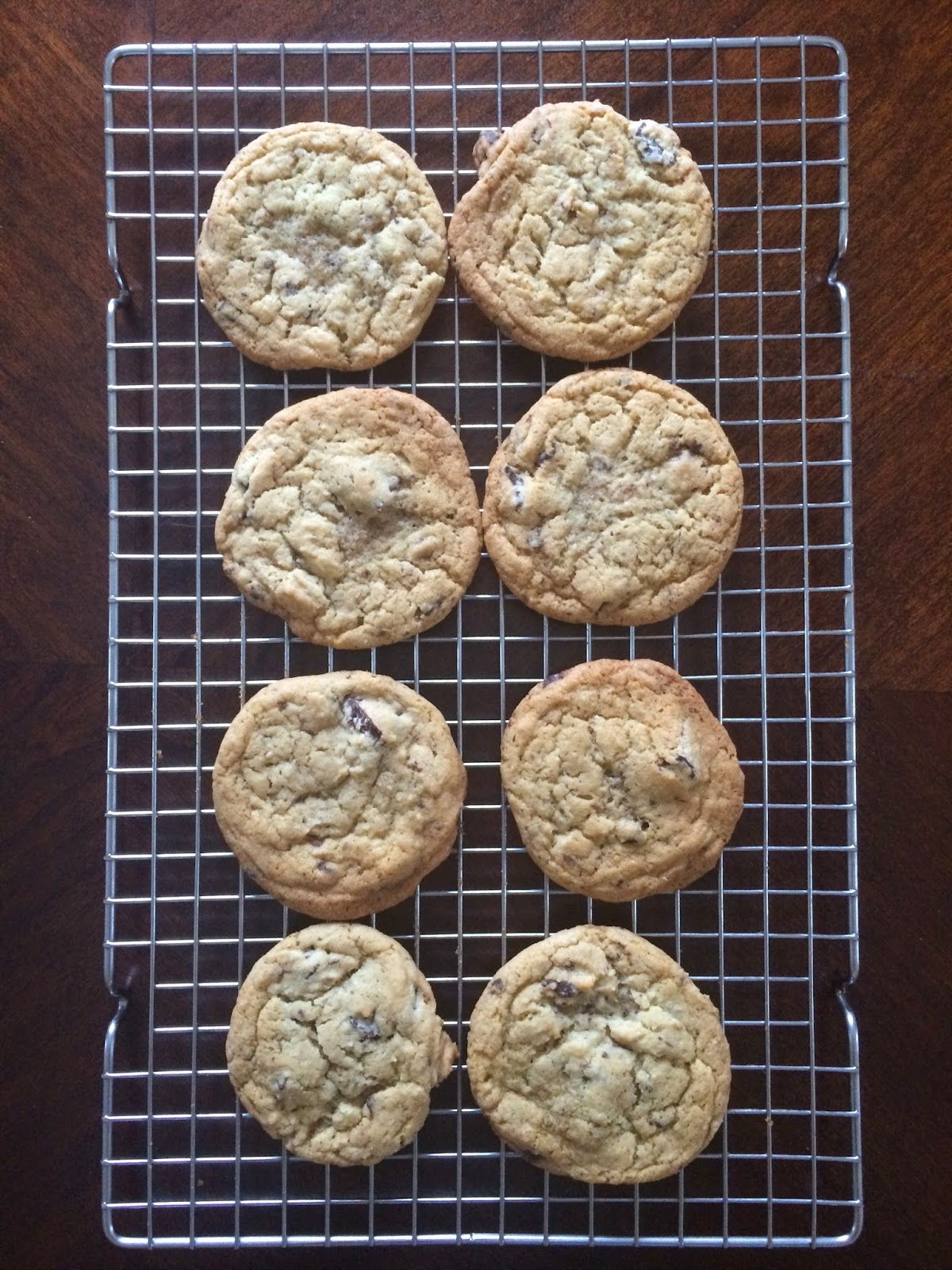 Chocolate Chunk Cookies, Project Soiree, Recipe, Cookies