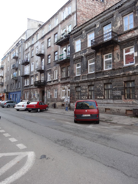 ulica Brzeska Stara Praga Warszawa