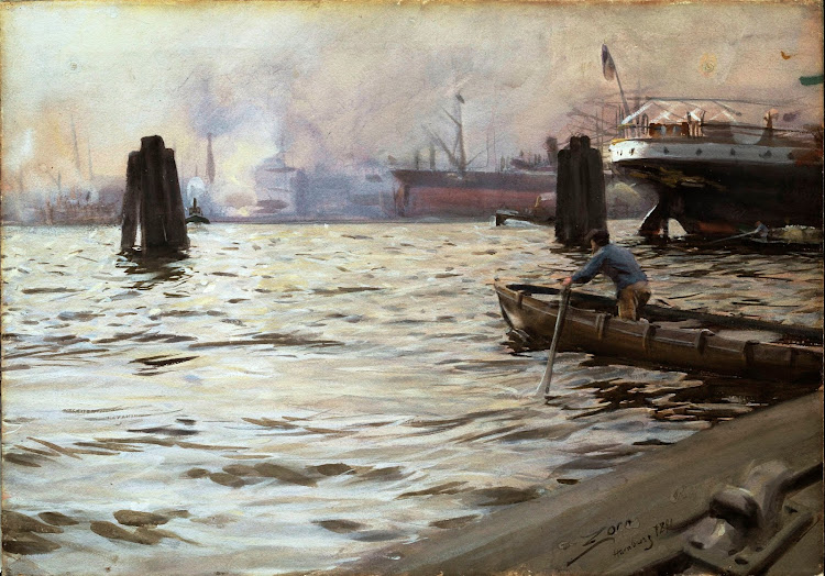 Anders Zorn - Hamburg