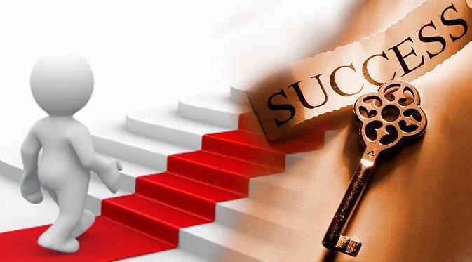 sukses memerlukan proses