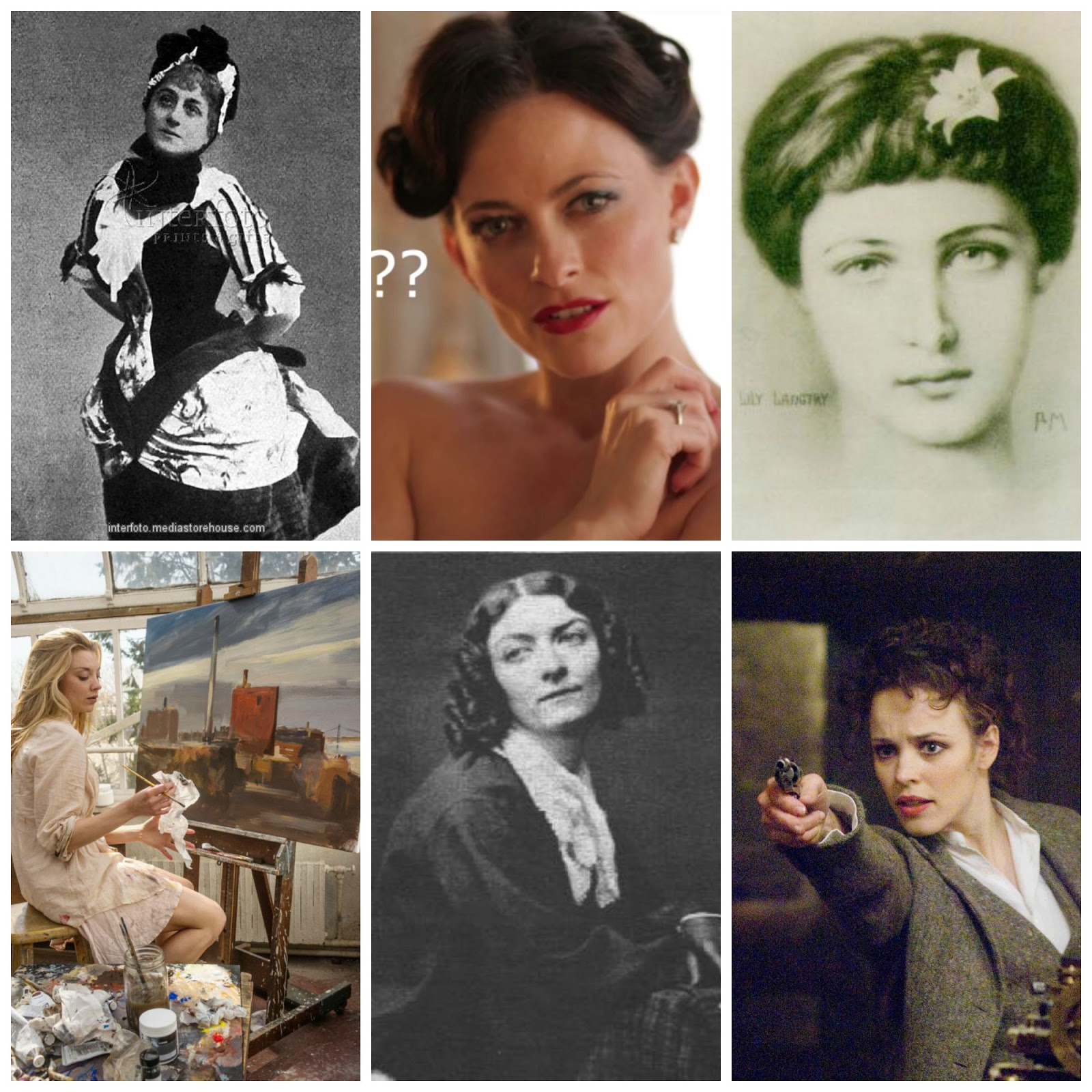 the many faces of irene adler