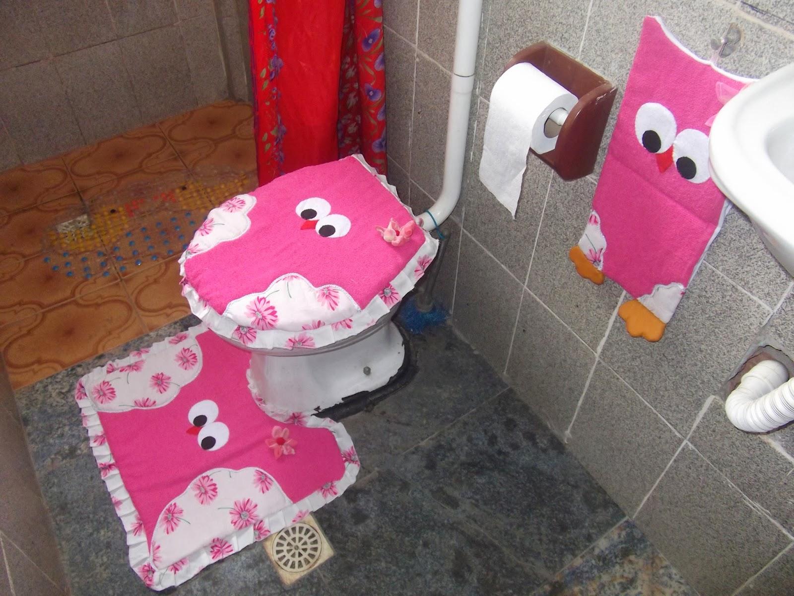 fazer um joguinho de banheiro de corujas para ver como ficava usei