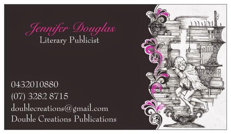 Jennifer Douglas  Literary Publicist