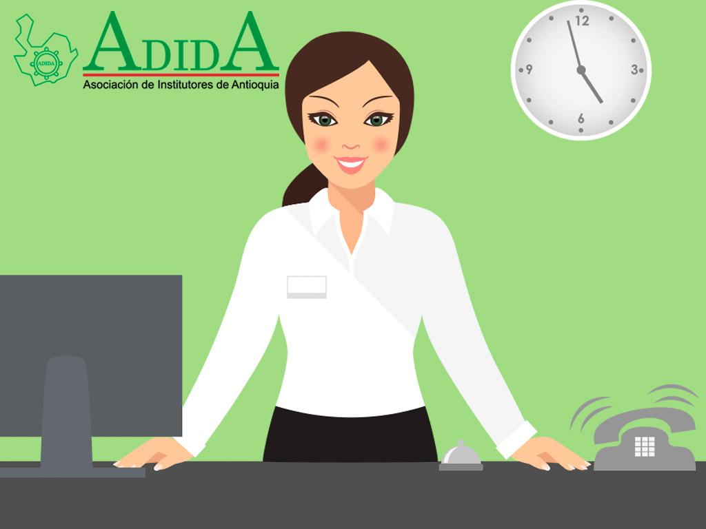 ¿Cómo comunicarse con las Secretarias Auxiliares de ADIDA?