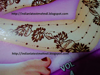 best party mehndi designs for arms