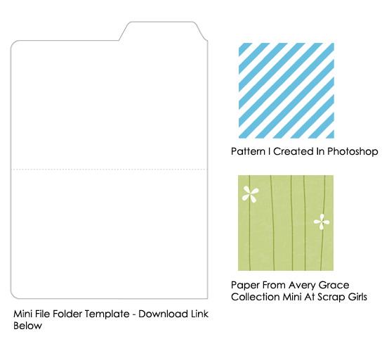 good look cookbook diy graphic design recipes mini file folders. Black Bedroom Furniture Sets. Home Design Ideas