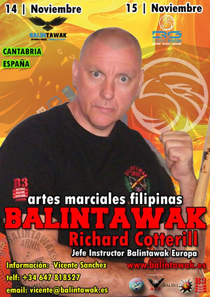 SEMINARIO-RICHARD COTTERILL