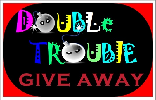 banner2 Double Trouble Giveaway 2013 by SPB & SyahirahFS