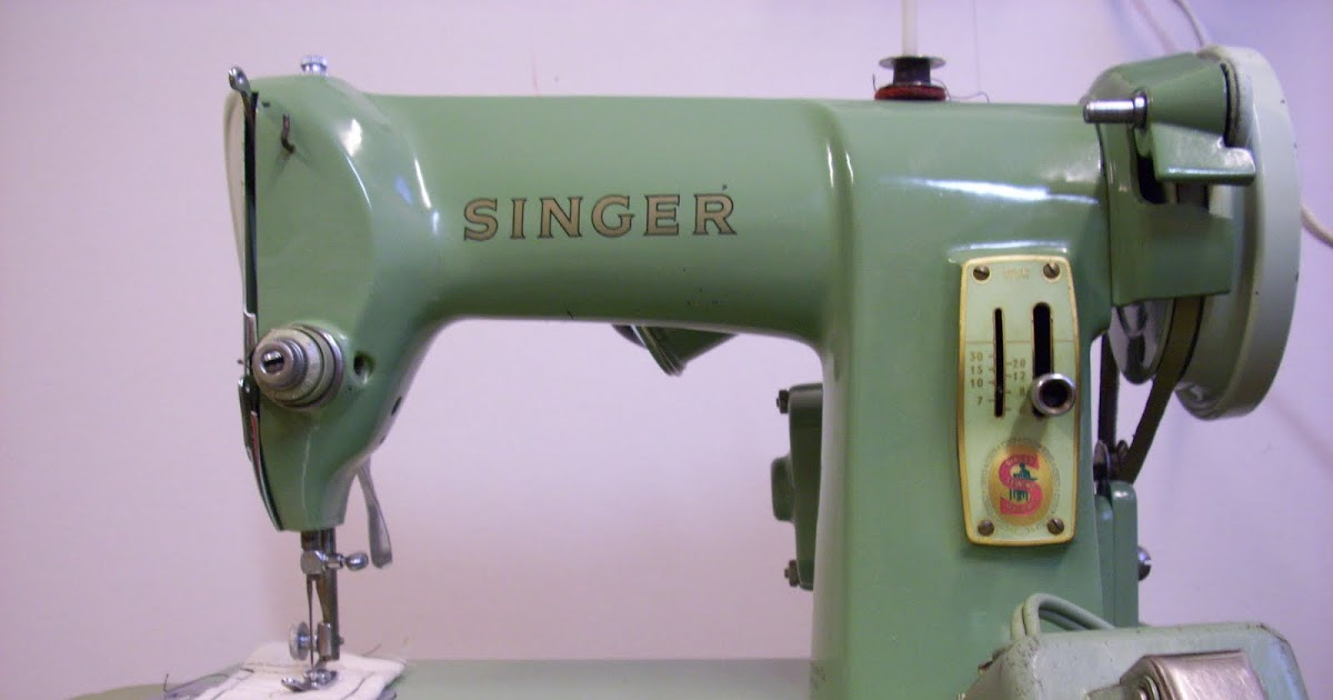 My Sewing Machine Obsession: Singer 185K