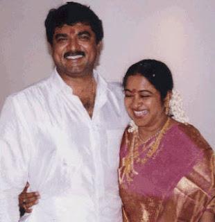 Sarathkumar Radhika Family Photos