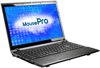 Mouse Computer MousePro-NB501X-SSD 15.6-Inch Notebook