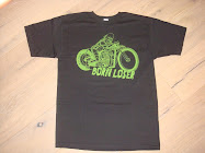 Gilman on Dragbike Tshirt
