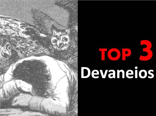 Top 3 - Devaneios