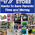 49 Amazing Dollar Store Hacks To Save Parents Time and Money